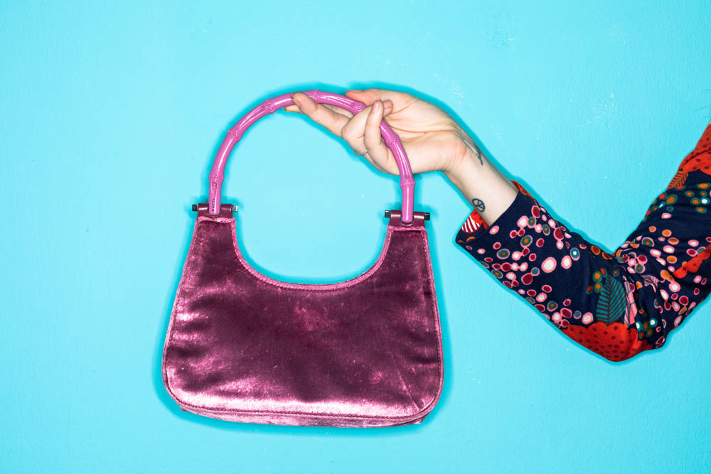 8b9b5b153a1def Gucci Bamboo Bag – A Vintage Tale
